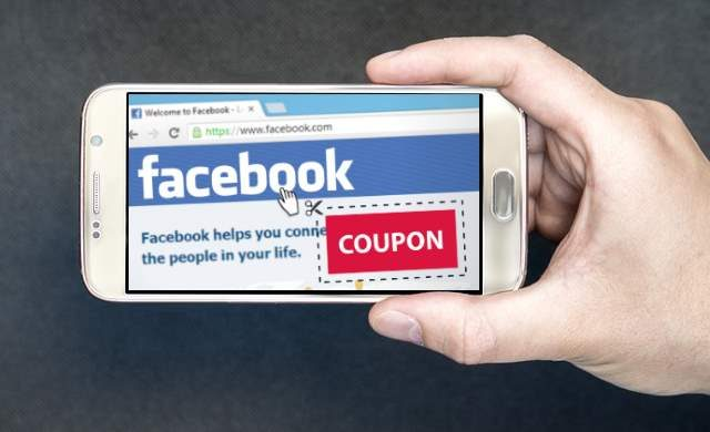 Coupons on Social Media